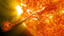 Solar Storm, geomagnetic storm, 2012